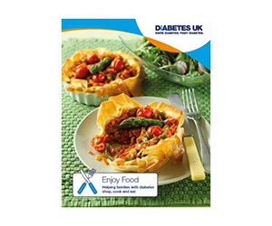Free Enjoy Food Diabetics Guide And Cookbook