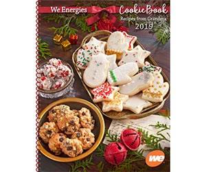 Free We Energies Cookie Book