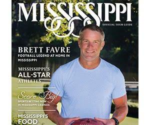 "Free ""Visit Mississippi"" Tour Guide"