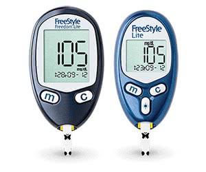 Free Blood Glucose Monitoring Meter