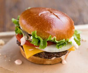 Free Johnny Rockets Burger