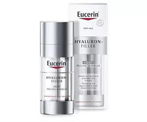 Free Eucerin Hyaluron-Filler Night Peeling And Serum