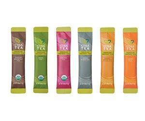 Free Cusa Premium Instant Tea Sample Pack