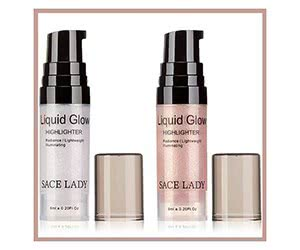 Free Sace Lady Liquid Glow Highlighter Sample