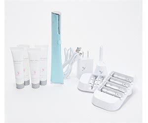 Free DermaFlash Exfoliating Facial Treatment Sample