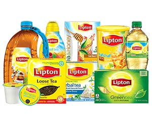 Free Lipton Tea Samples