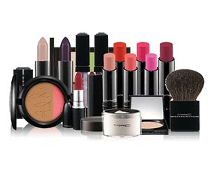 Free M.A.C. Cosmetic Samples