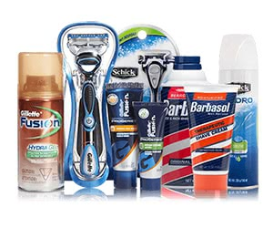 Free Shaving Product Samples