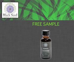 Free Black Seed Oil Herbal Essence Sample