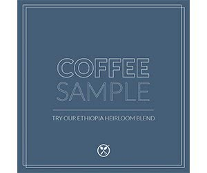 Free Groundwork Coffee Sample