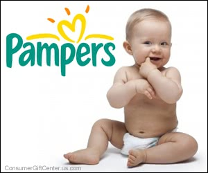 Free $25 Pampers Gift Card