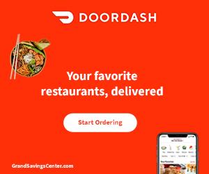 Free $100 DoorDash Gift Card
