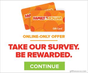 Free $100 Family Dollar Gift Card