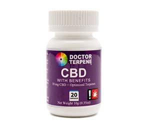 Free Doctor Terpene CBD Sample