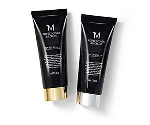 Free Missha Perfect Cover BB Cream Sample