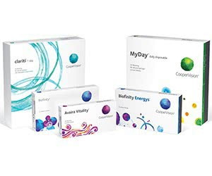 Free Cooper Vision Contact Lenses