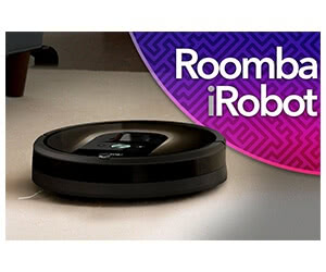 Free iRobot Roomba 770 Vacuum Cleaner