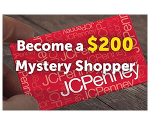 Free $200 JCPenney Gift Card