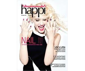 "Free Magazine Subscription: ""happi"""
