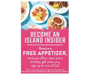 Free Bahama Breeze Island Grille Appetizer