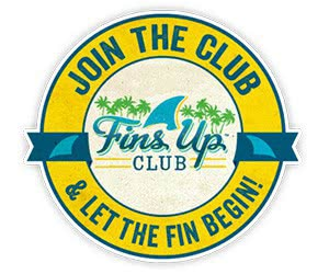 Free Fins Up  Club Appetizer
