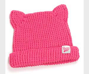 Free Pussy Knitted Hat