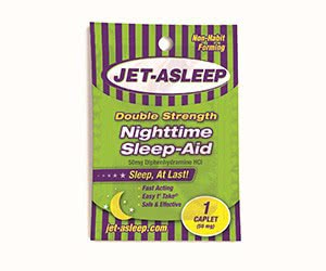Free Jet Asleep Nighttime Sleep-Aid