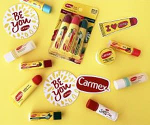 Free Carmex Lip Balm Samples And Stickers