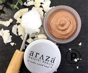 Free Araza Cosmetics For Recycling