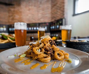Free The Vault Taproom Appetizer