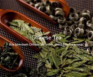 Free Teasenz Chinese Tea Samples