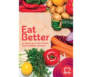 """Free """"Eat Better"""" Printed Booklet"""