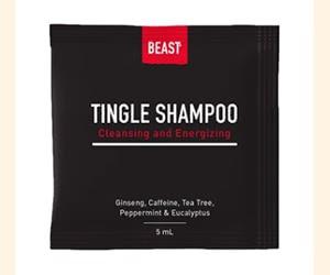 Free Beast Tingle Shampoo Sample