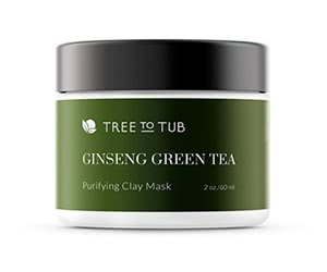 Free Tree To Tub Activated Charcoal Mask After Rebate