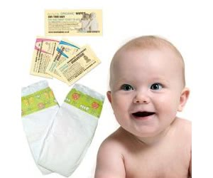 Free Beaming Baby Diapers Trial Pack