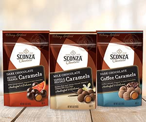 Free Sconza Chocolates, Candies Samples