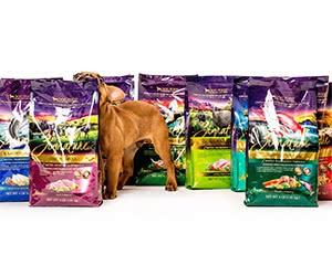 Free Zignature Dog Food Sample