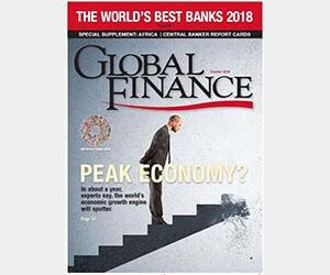 "Free ""Global Finance"" Magazine Subscription"