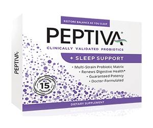 Free Peptiva Probiotics 15-Day Sample