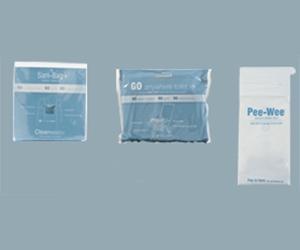 Free Cleanwaste Pee-Wee Unisex Urine Bag, GO Anywhere Toilet Kit And Sani-Bag+ Trial Kit