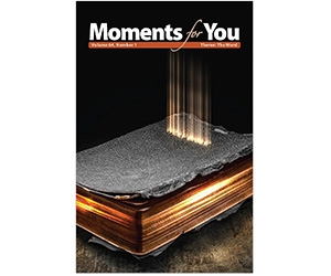 """Free MWTB """"Moments For You"""" Magazine And Gospel Tracts"""