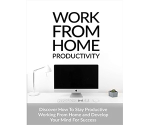"""Free eBook: """"Work From Home Productivity"""""""