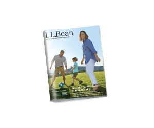 Free L.L.Bean Catalogs