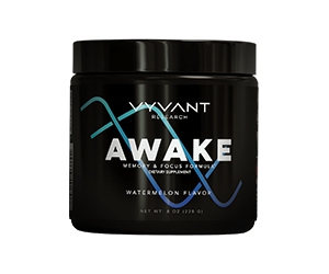 Free Vyvant Research Awake Memory & Focus Formula Dietary Supplement