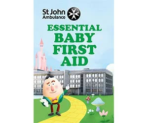 "Free ""Essential Baby First Aid"" Guide"