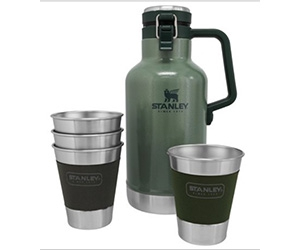 Free Stanley-PMI Stainless Thermos And Mugs