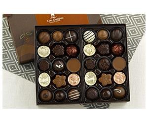 Win A Lake Champlain 30-Piece Chocolate Assortment