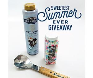 Win A Hudsonville Ice Cream Swag Kit