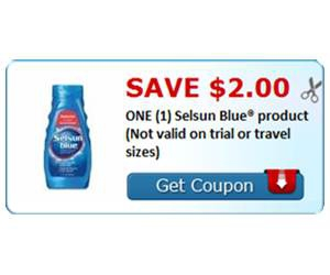 Save $2.00 ONE (1) Selsun Blue® product