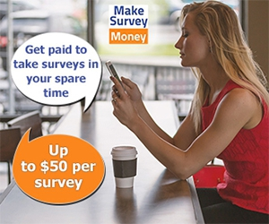 Get Paid to take survey's online